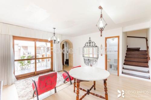 Casa Em Condomínio, 4 Dormitórios, 120 M², Santo Antônio - 205953