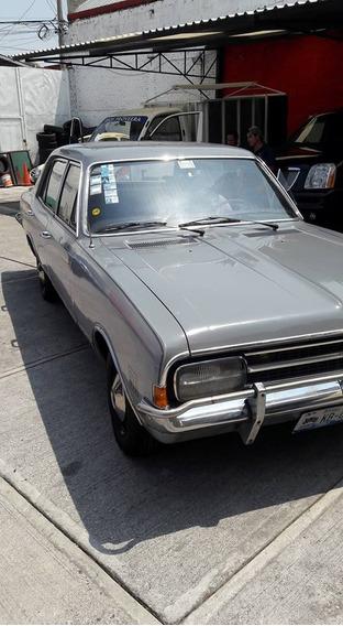 Opel 1969 4 Cil Estandar Sedan