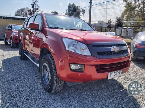 Chevrolet Dmax 2017