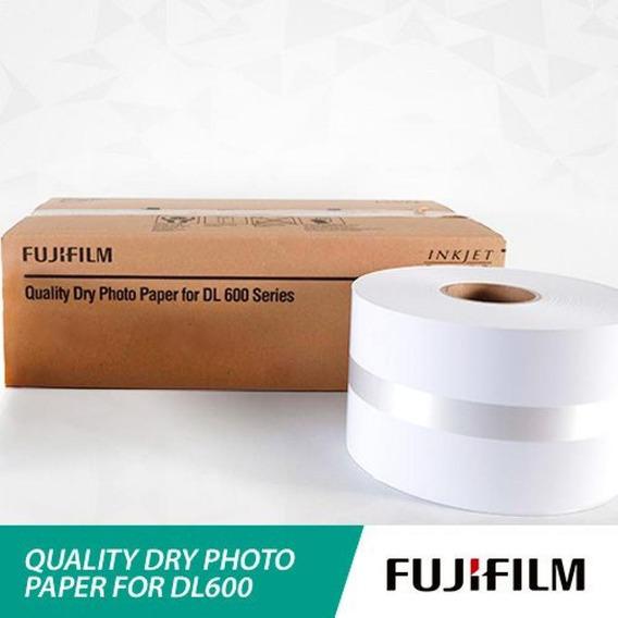 Caixa Papel Minilab Dry | 203mm X 100m Brilho