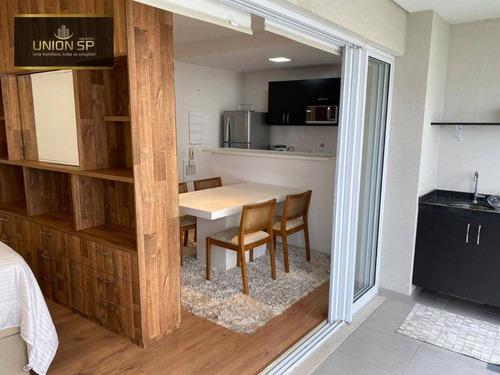 Imagem 1 de 21 de Apartamento À Venda, 49 M² Por R$ 689.000,00 - Brooklin - São Paulo/sp - Ap50894