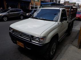 Toyota Hilux 2.4l Mt 2400cc 4x4 2002