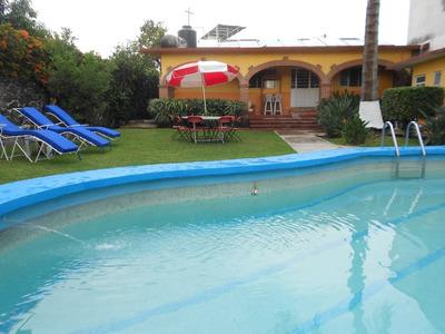Casa En Oaxtepec, Muy Segura , Cerca De Six Flags