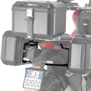 Suporte De Bau Lateral Givi Pl1156 Honda Xadv X-adv X Adv 750 Com Nota Fiscal