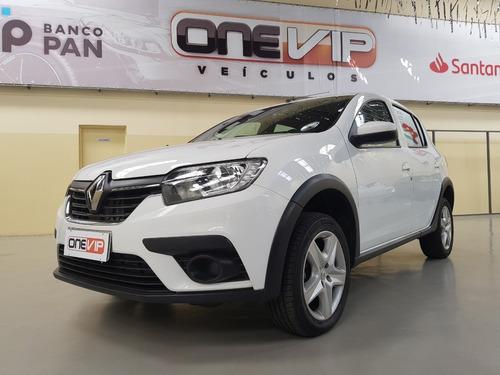 Renault Sandero 1.6 16v Sce Flex Zen X-tronic 2020