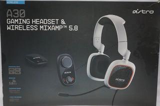 Audifonos Astro Gaming A30 Inalámbrico Nuevos Caja Sellada