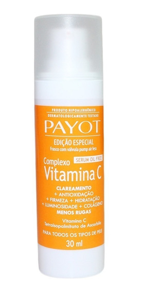 Payot Complexo De Vitamina C 30ml