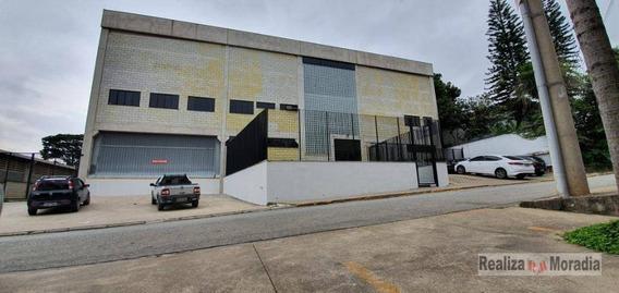 Galpão Apenas Para Venda, 3.000 M² Por R$ 5.000.000 - Granja Viana - Sp - Ga0092