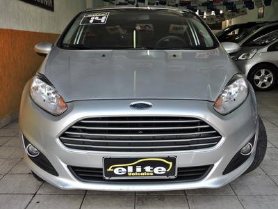 Ford Fiesta Hatch Se 1.5 Flex Completo Financia E Troca