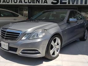 Mercedes-benz Clase E 4p E 250 Cdi Avantgarde Aut