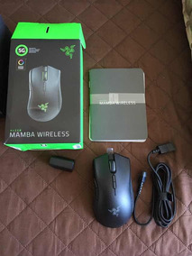 Mouse Razer Mamba Wireless 2018 5g 16000dpi
