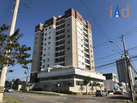 Apartamento No Centro De São José De Pinhais. - Ap0376