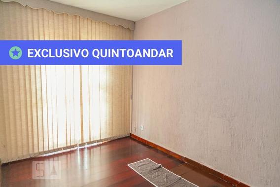 Apartamento No 1º Andar Com 2 Dormitórios E 1 Garagem - Id: 892975549 - 275549