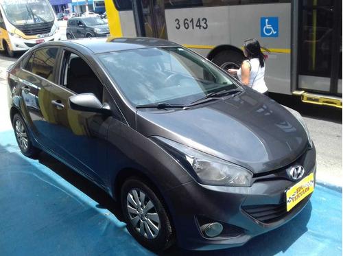 Hyundai Hb20s Confort Style 1.6 Aut. 2014