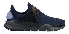 Tênis Nike Sock Dart Obsidian Glacier Grey Original