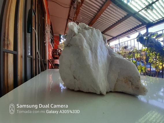 Cuarzo Blanco En Bruto De 9 Kilos Aprox