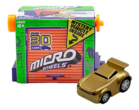Autitos Sorpresa Micro Wheels