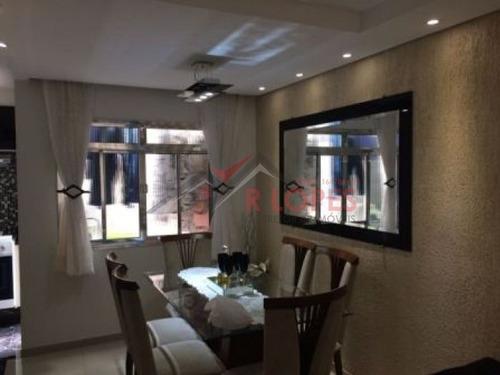 Condominio Fechado Em Condomínio Para Venda No Bairro Jardim Matarazzo, 2 Dorm, 2 Suíte, 2 Vagas, 90,00 M - 1044
