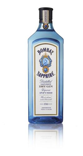 Gin Bombay Sapphire Dry London 750ml