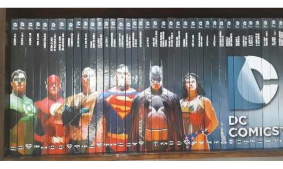 Dc Comics - Coleção Graphics Eaglemoss - Do 1 Ao 100 - 84