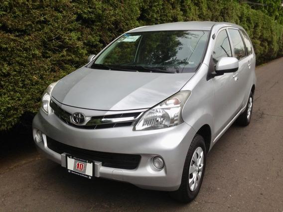 Toyota Avanza Premium 2014 Automatica 7 Pasajeros Impecable