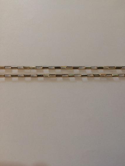 Corrente De Ouro 18k Cartier