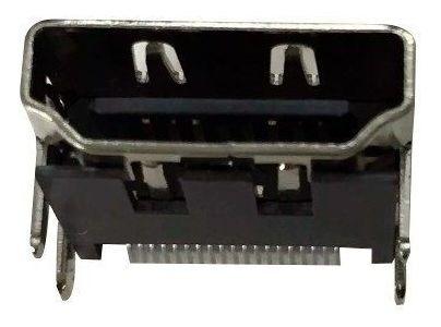 Conector Hdmi Solda Placa Smd Ps3 013 180g Tv Panassonic