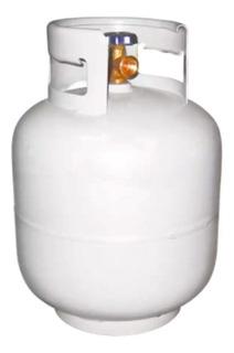 Tanque Gas A Cilindro 9 Kg Accesorio Hogar Blanco Flamineta