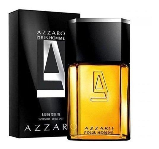 Perfume Azzaro Pour Homme 100ml Lacrado 100% Original