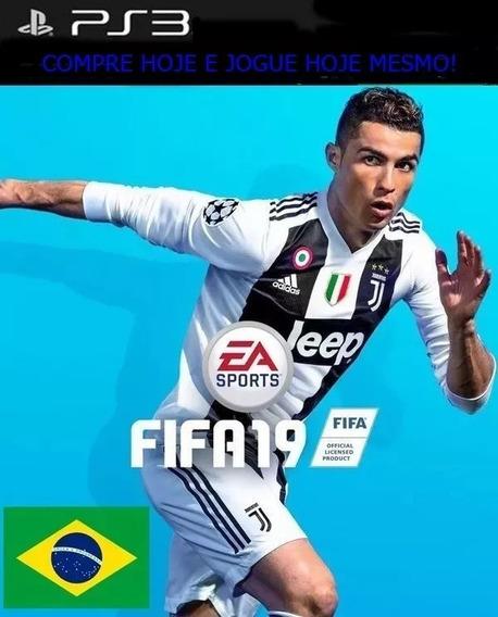 Fifa 19 Português Ps3 Jogo Original Psn Envio Rápido Promo