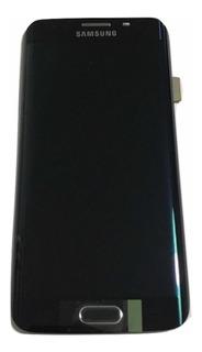 Modulo Pantalla S6 Edge G925 (2015) Negro *original* Samsung
