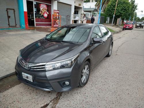 Toyota Corolla Xei 2014 Con Gnc
