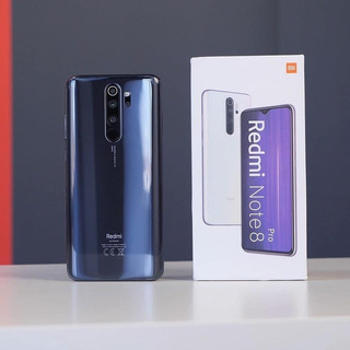 Celular Xiomi Redmi Note 8pro 64gb Nuevo