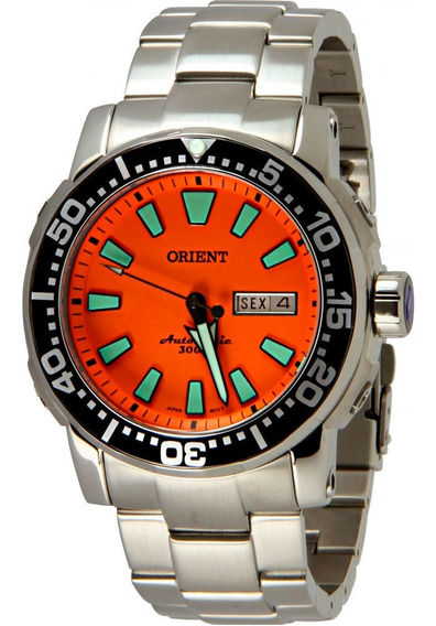 Relógio Orient Masculino Automático 469ss040 O1sx