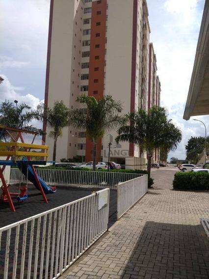 Apartamento Com 3 Dormitórios À Venda, 75 M² Por R$ 380.000 - Jardim Anton Von Zuben - Campinas/sp - Ap17456