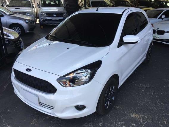 Ford Ka Se Plus 1.5 Flex 2018 Branco Na Garantia