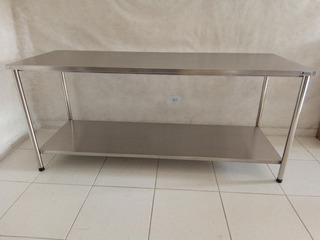 Mesa 1,90x0,60 + Frete 150 Canela Rs