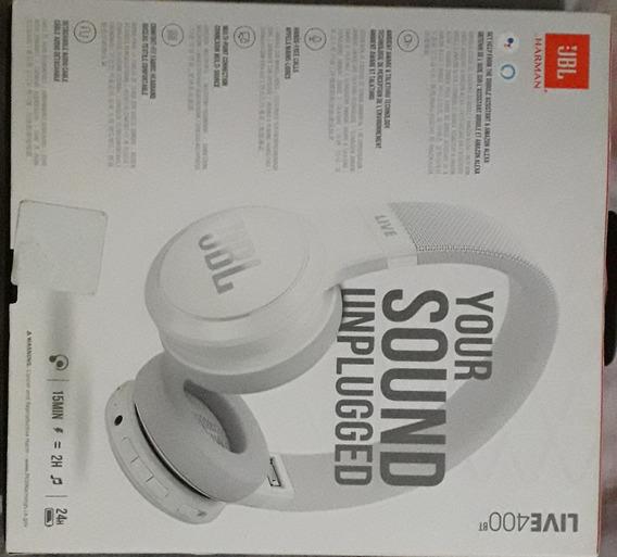 Audifonos Inalambricos Bluetooth Marca Jbl So Alexa Bat 24h