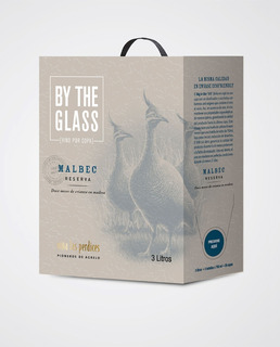 Vino Las Perdices Malbec Reserva Bag In Box X 3000 Cc