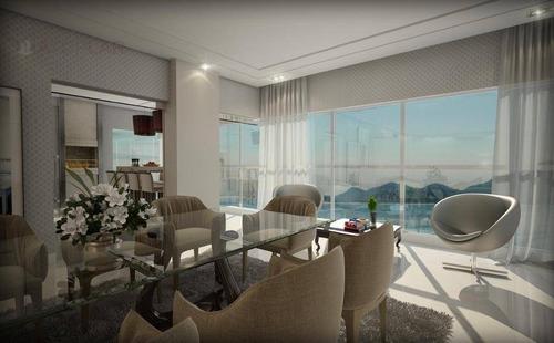 Apartamento À Venda, 193 M² Por R$ 1.800.000,00 - Meia Praia - Itapema/sc - Ap1006