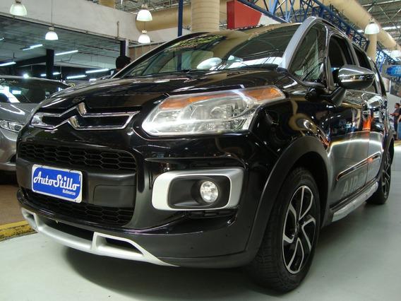 Citroën Aircross Exclusive 1.6 Flex 2012 Preto (completo)