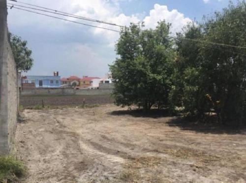 Terreno Habitacional En Venta En Metepec, A Unos Metros De Montecarlo