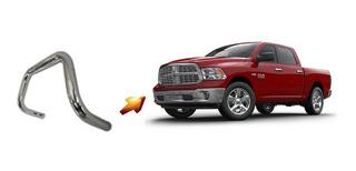 Quebra Mato (pci) Cromado Sem Chapa Dodge Ram 2012 2015