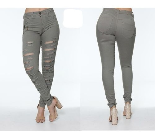 Calça Feminina Skinny On The Line Biotipo Original!! 21425