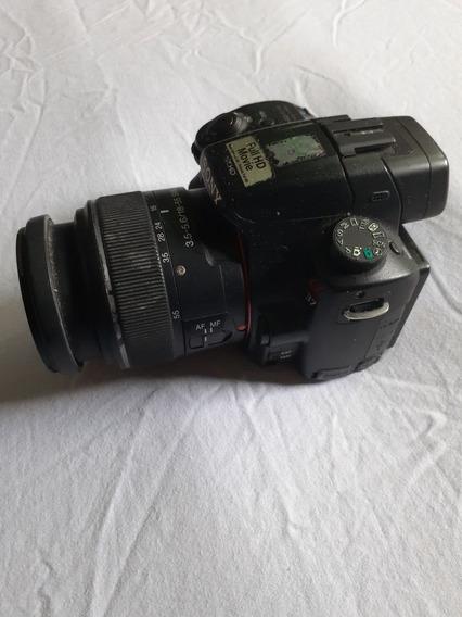 Câmera Filmadora Sony- Ful Hd MovieModelo Slt-a37