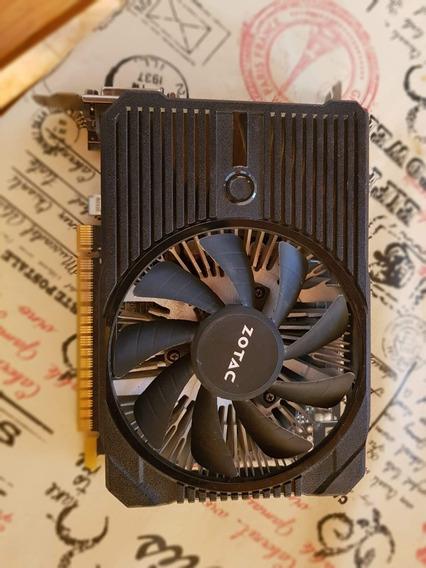 Placa De Video Nvdia Gtx 1050 Zotac