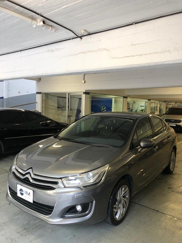 Citroen C4 Lounge 1.6 Thp Exclusive Aut