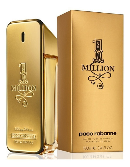 Paco Rabanne Million - Toilette Masc. 100ml
