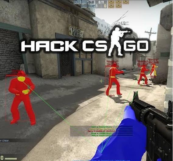 Csgo Hack Com Wallhack, Aimbot, Triggerbot