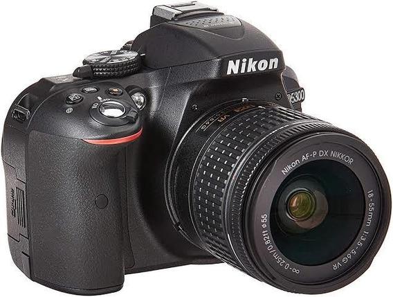 Cámara Fotográfica Nikon D5300